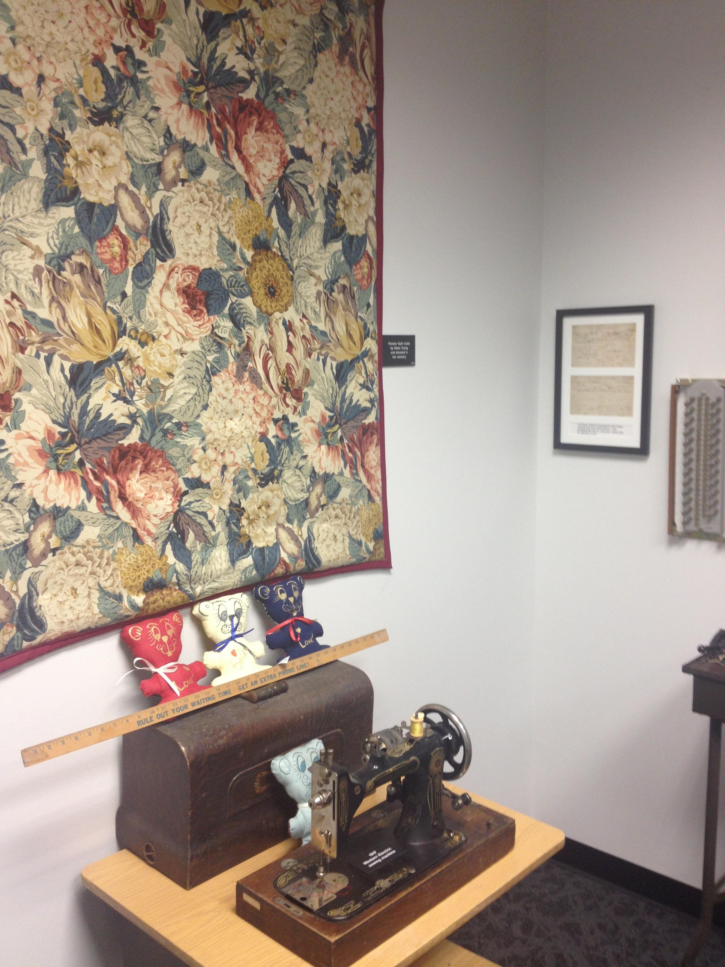 Telephone History Exhibit In Honor Of Doc Porter