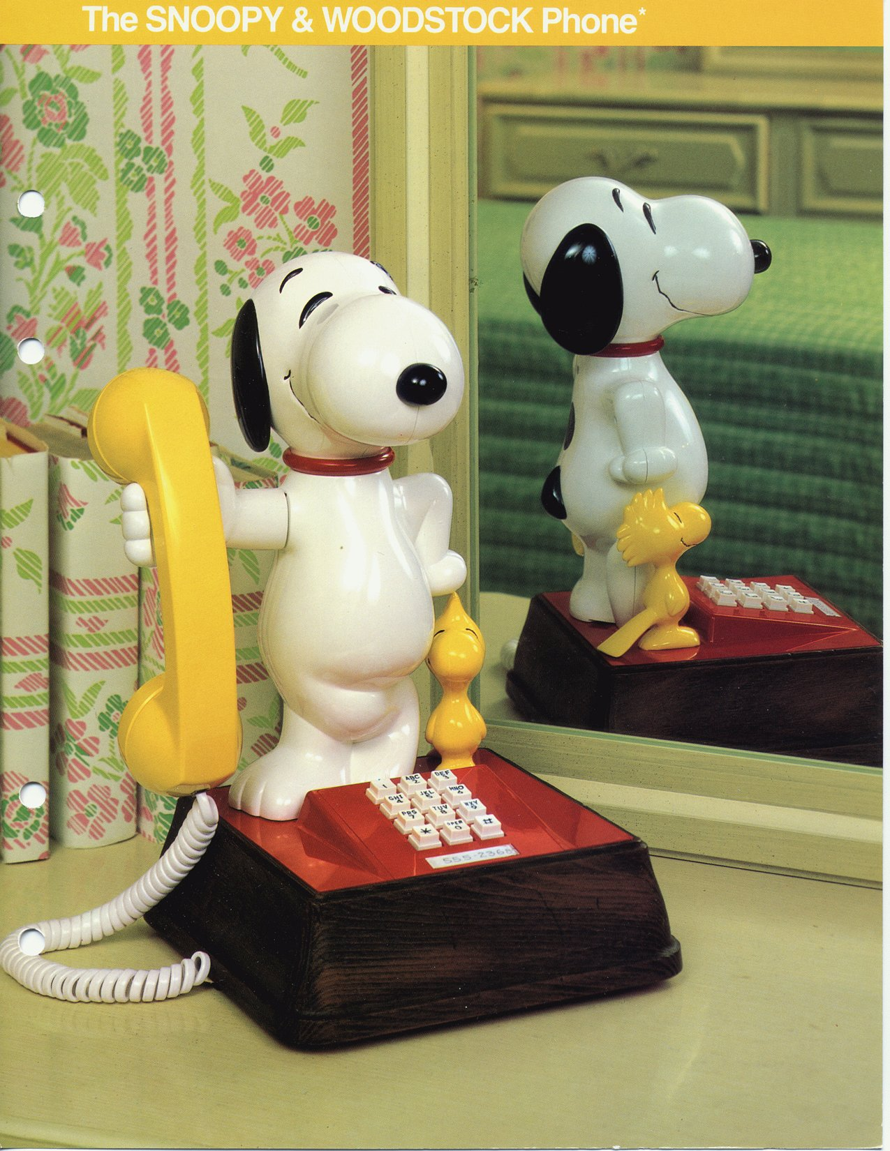 Snoopy Telephone